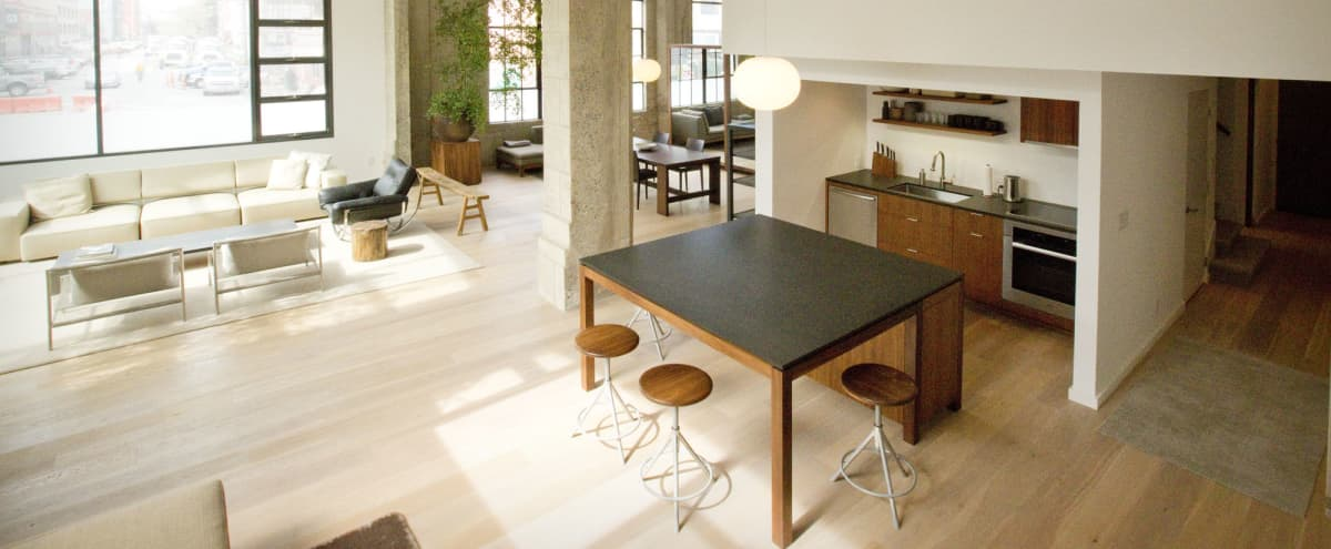 Historic Loft with soaring ceilings and great natural light in San Francisco Hero Image in South of Market, San Francisco, CA