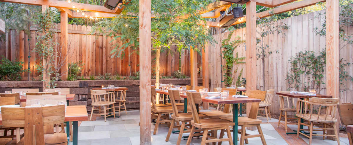 Cozy House/Bungalow Restaurant with Patio in LOS ANGELES Hero Image in Silver Lake, LOS ANGELES, CA