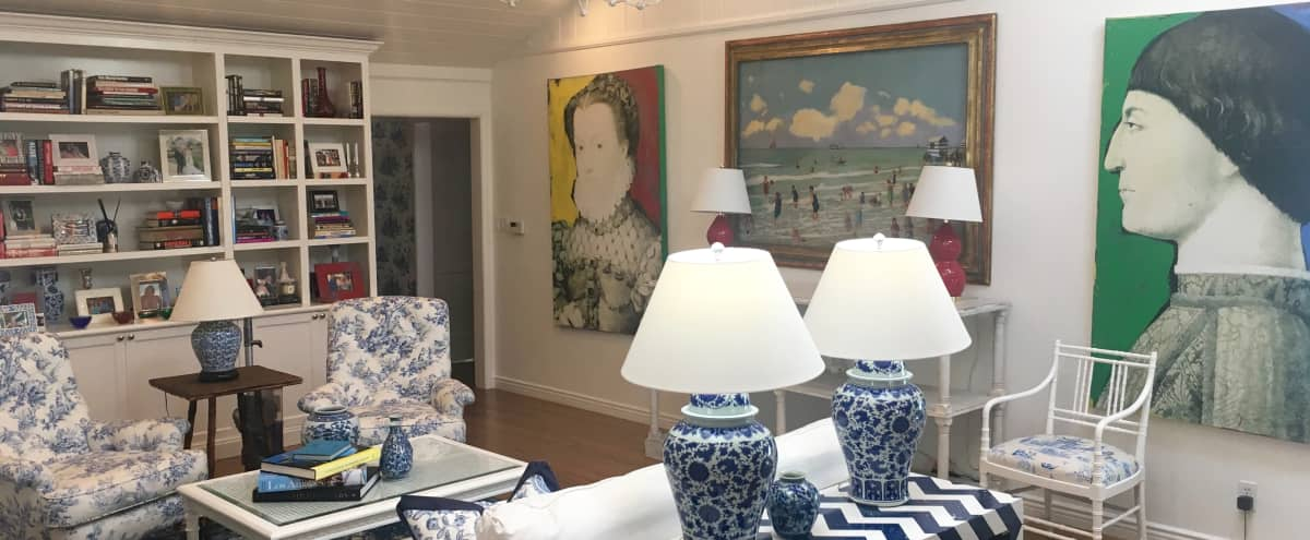 "Traditional ""Anywhere USA"" Home w/ Designer Touch in Studio City Hero Image in Studio City, Studio City, CA"