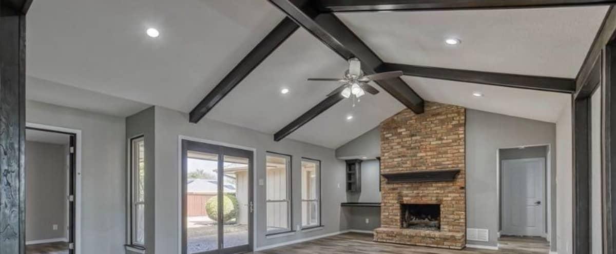 Newly Renovated Suburban Home in Plano Hero Image in Stone Creek, Plano, TX