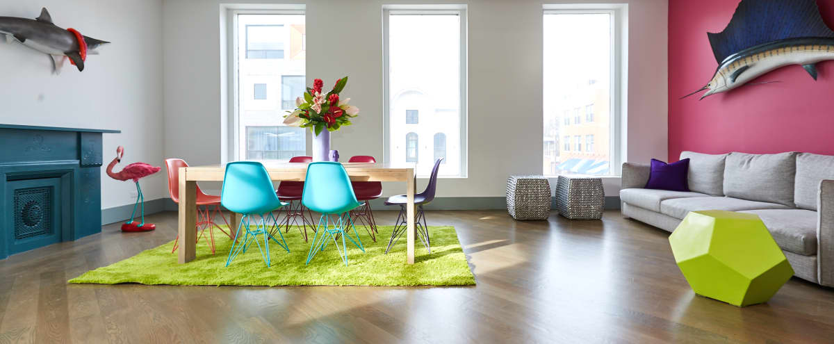 *New* Beautifully Designed Tropical Retreat | Aloha 2.0 in Chicago Hero Image in Wicker Park, Chicago, IL