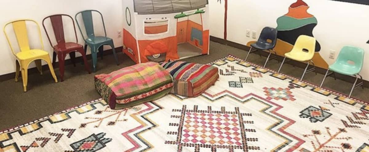 Bright and Colorful Space full of Creative Energy in Long Beach Hero Image in undefined, Long Beach, CA