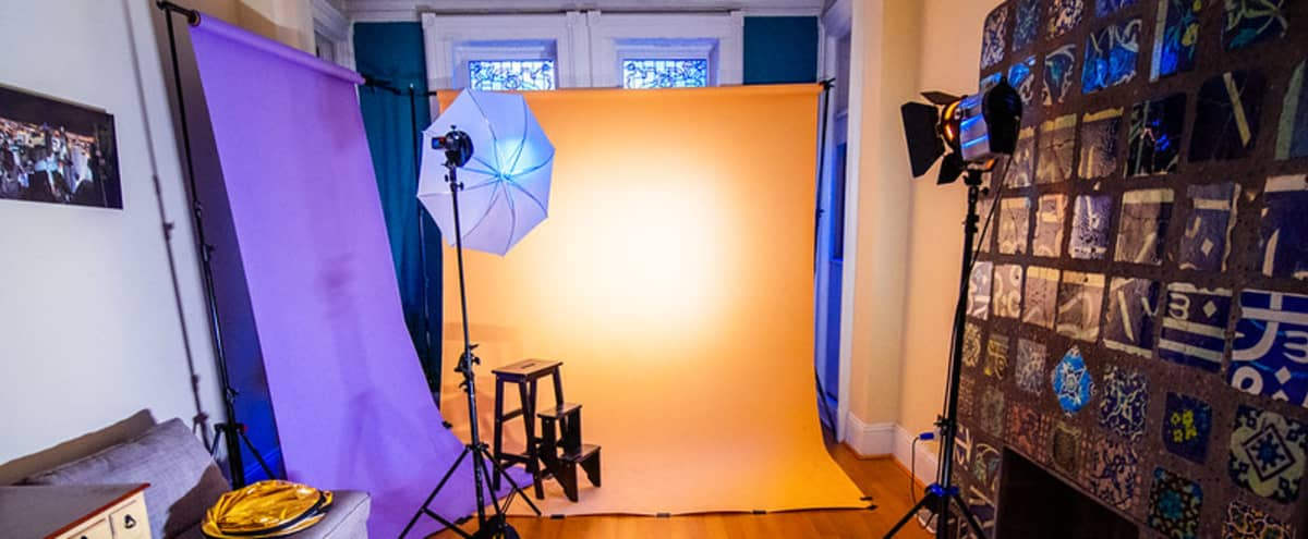 Downtown Detroit Fully Equipped Studio Space in Detroit Hero Image in Midtown, Detroit, MI