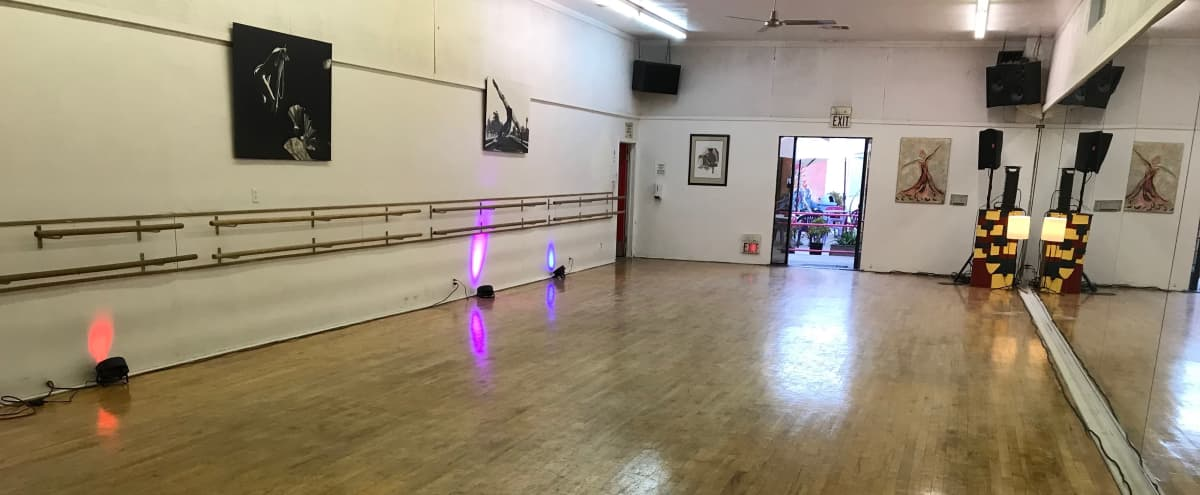 Large Dance/Rehearsal Studio, Studio B in North Hollywood Hero Image in North Hollywood, North Hollywood, CA