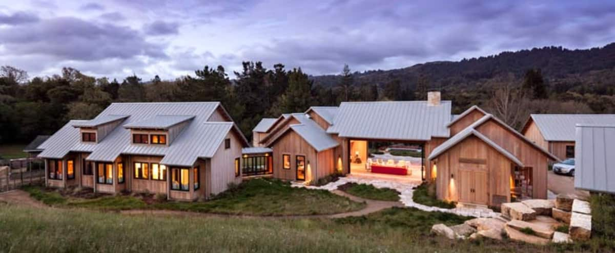 Leed Home beautiful leed certified dream home in the hills of portola valley