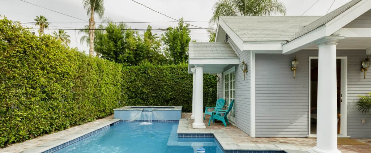 Hollywood Guest House With Pool and Hot Tub In Historic Spaulding Square in Los Angeles Hero Image in Central LA, Los Angeles, CA