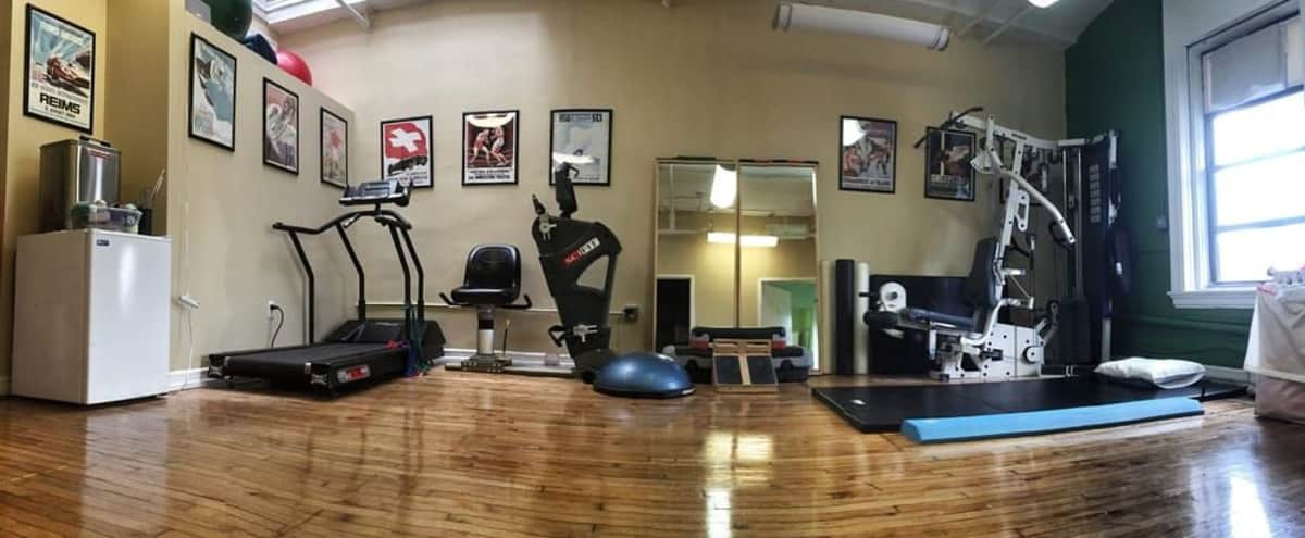 Chelsea Physical Therapy Office/Gym/Massage Space in New York Hero Image in Midtown, New York, NY