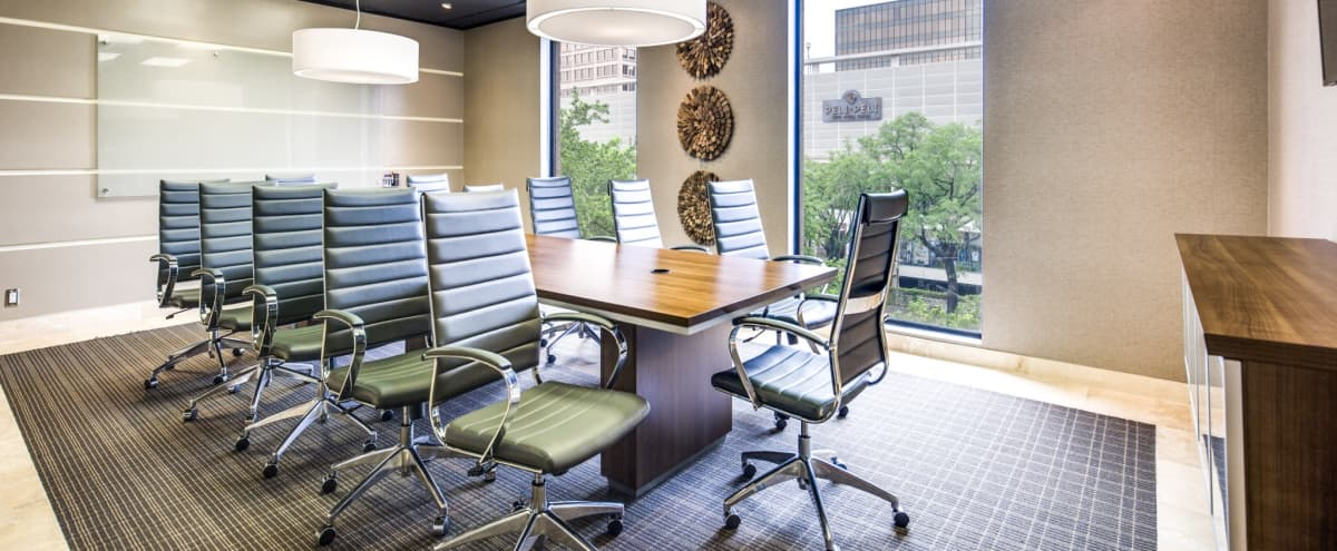 12 Person Boardroom - The Galleria in Houston Hero Image in Uptown, Houston, TX
