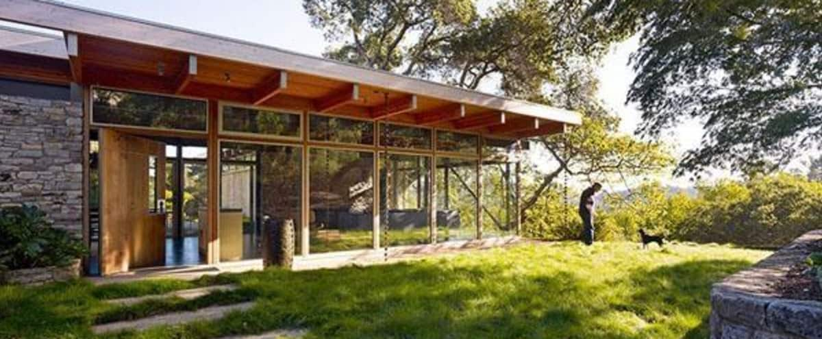 Sliding Doors Home in San Anselmo (P) in San Anselmo Hero Image in undefined, San Anselmo, CA