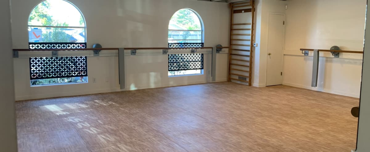 Urban, Character Filled, Boutique Fitness Studio in Campbell Hero Image in undefined, Campbell, CA
