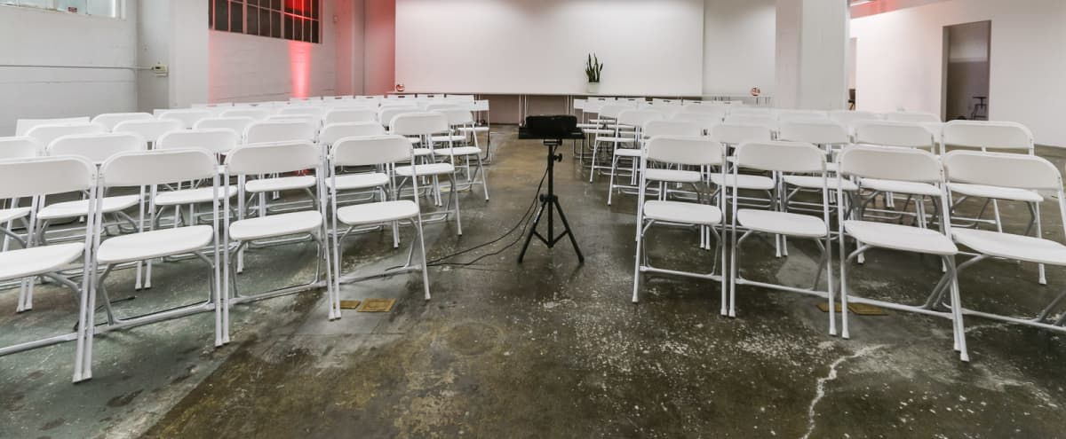 Versatile 1st Floor Warehouse Event Space in SOMA in San Francisco Hero Image in South of Market, San Francisco, CA