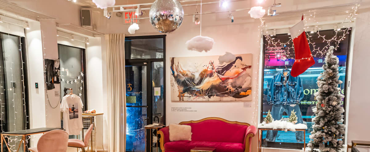 Creative Art Gallery Space in Lower East Side in NEW YORK Hero Image in Lower East Side, NEW YORK, NY