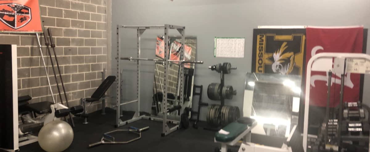 Intimate Training Facility And Gym in St Louis Hero Image in undefined, St Louis, MO