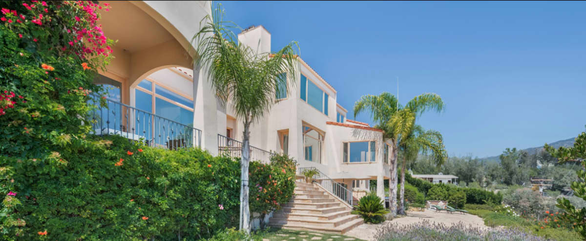 Malibu Mansion with Ocean Views in Malibu Hero Image in Western Malibu, Malibu, CA