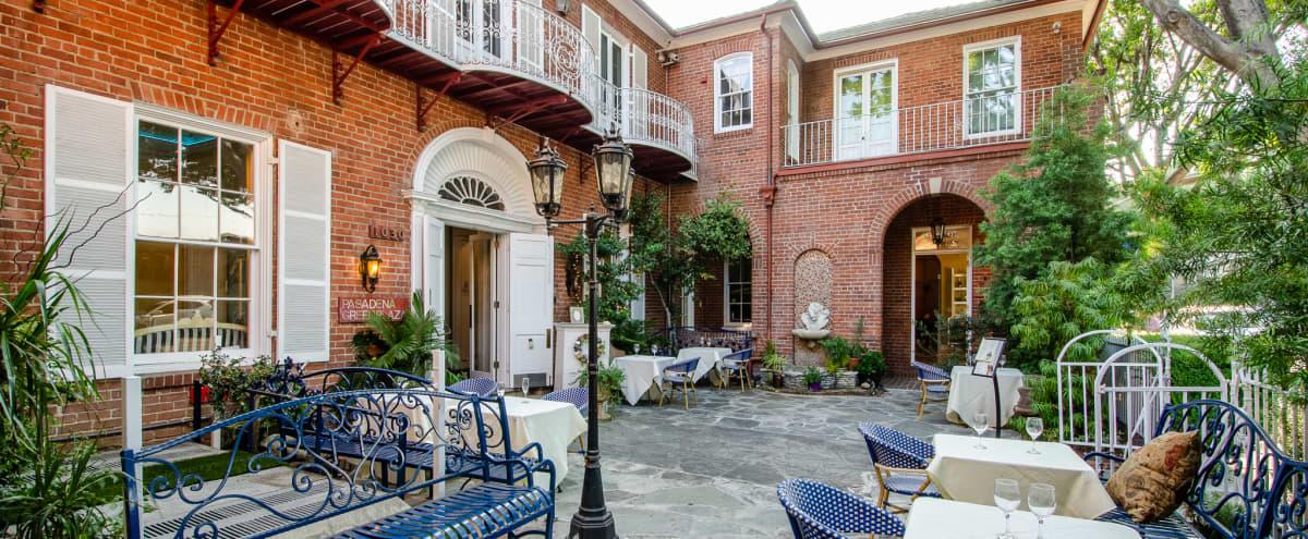European Courtyard in Pasadena in Pasadena Hero Image in undefined, Pasadena, CA
