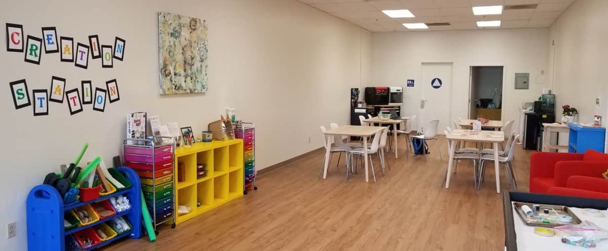 Creativity Space for kids and adults in Sunnyvale Hero Image in Sunnyvale West, Sunnyvale, CA