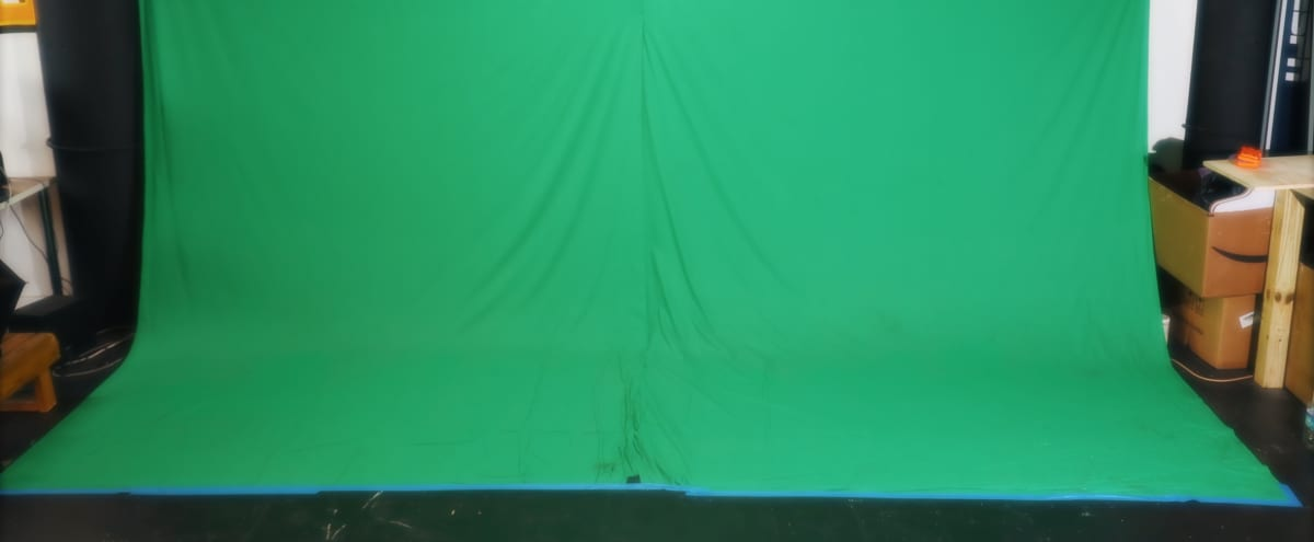Green Screen & Music Video Studio in Detroit Hero Image in Milwaukee Junction, Detroit, MI