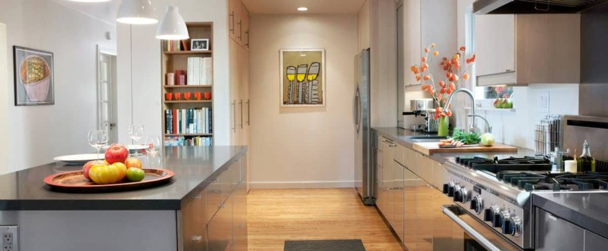 East Bay Modern Kitchen and Living in Albany Hero Image in undefined, Albany, CA