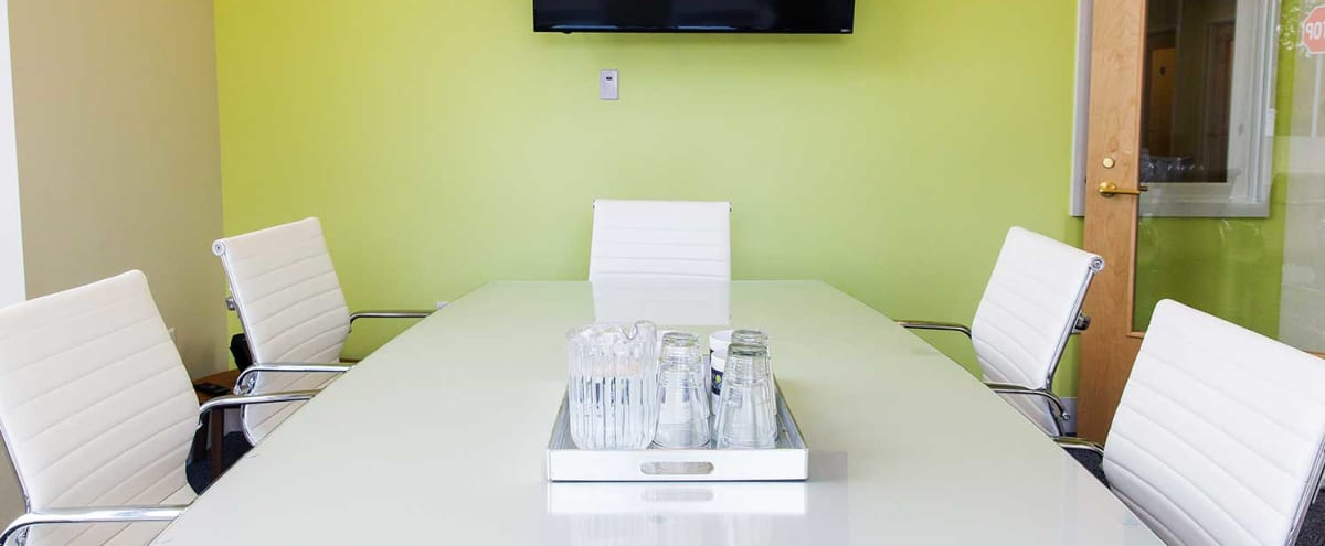 Fully Equipped Meeting Room in Cohasset Hero Image in Old Colony Square, Cohasset, MA