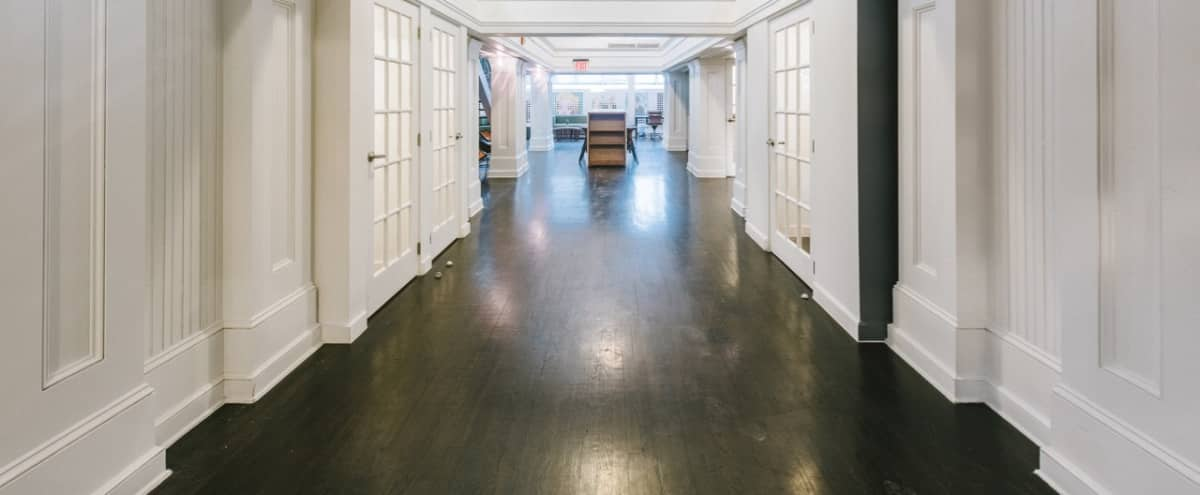 Modern Upscale Event Space Near Bryant Park in New York Hero Image in Midtown, New York, NY