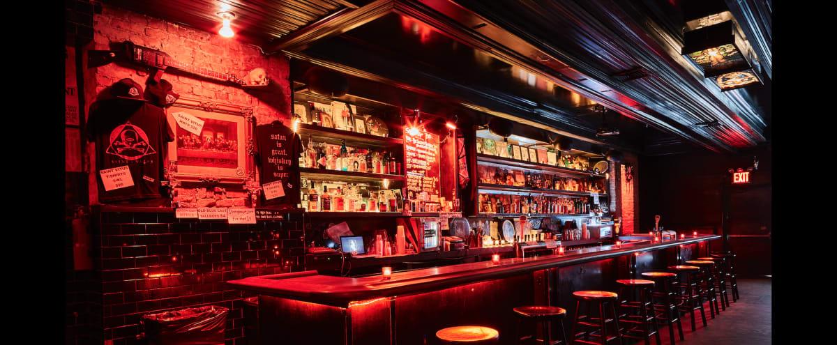 Beautiful Legendary Bar and Music Venue in Brooklyn Hero Image in Greenpoint, Brooklyn, NY