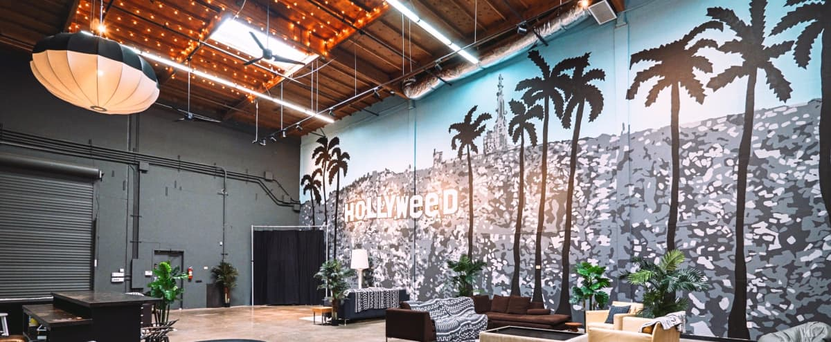 Culver City Event Warehouse with Sound Stage and Studio in Culver City Hero Image in Fox Hills, Culver City, CA