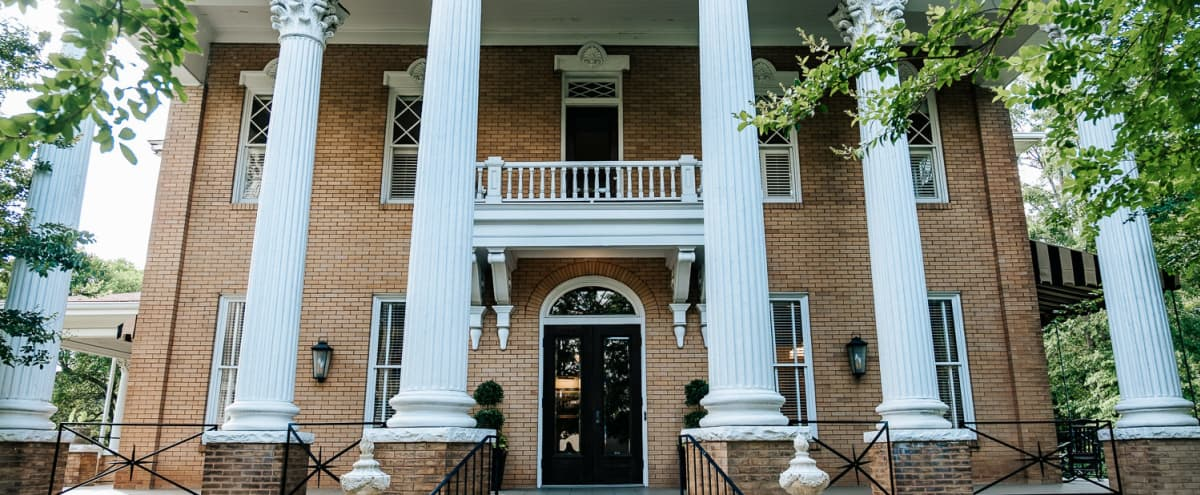 Magnificent Neoclassical Mansion in East Alabama in Opelika Hero Image in undefined, Opelika, AL
