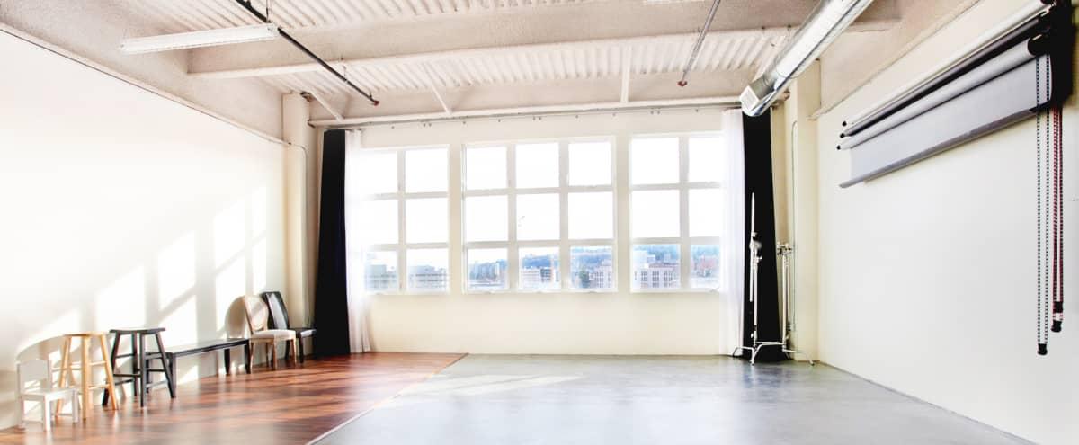 Daylight Photo Rental Studio in Northwest Portland