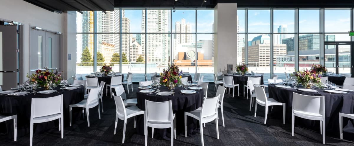 Downtown Chic Venue with Skyline View - Twin Peaks in San Francisco Hero Image in SoMa, San Francisco, CA