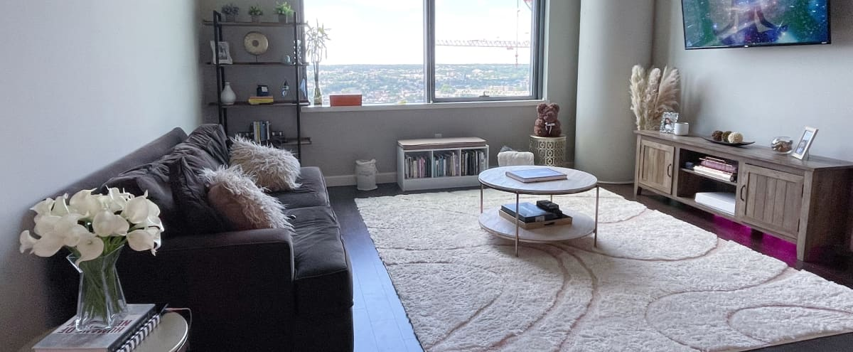 Cute Instagrammable Apartment for Shoots - Great Views in philadelphia Hero Image in University City, philadelphia, PA