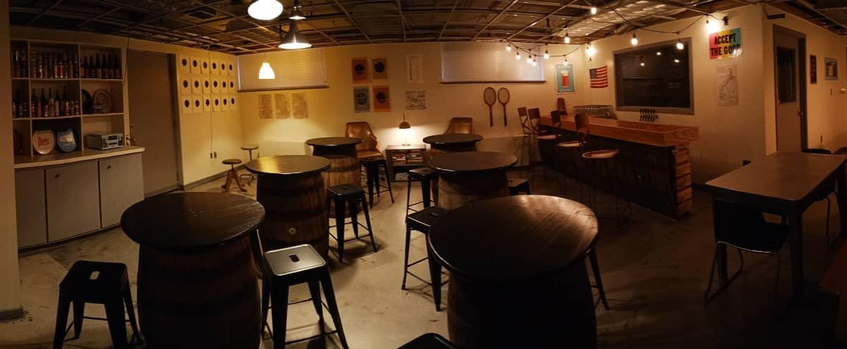 Private industrial tasting room with 6 taps in Yonkers Hero Image in Northwest Yonkers, Yonkers, NY