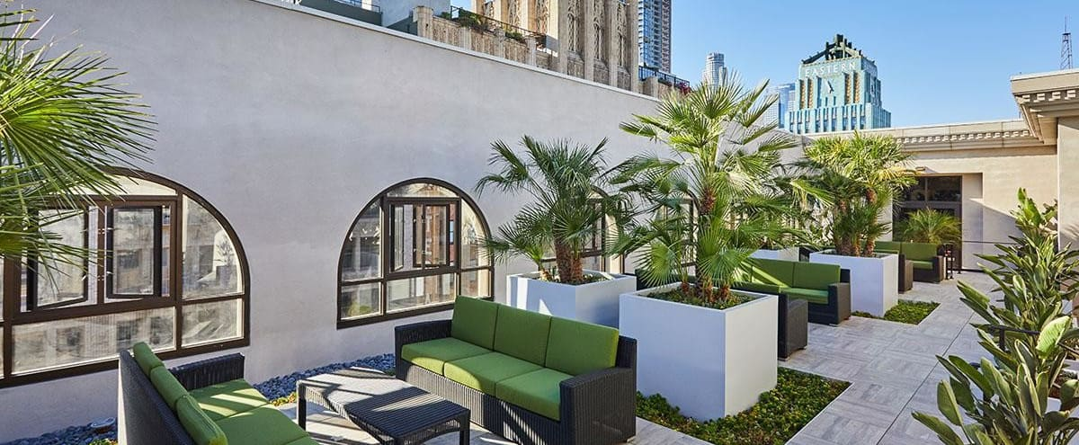 Downtown Apartment Minimalistic and Sleek in los angeles Hero Image in Central LA, los angeles, CA