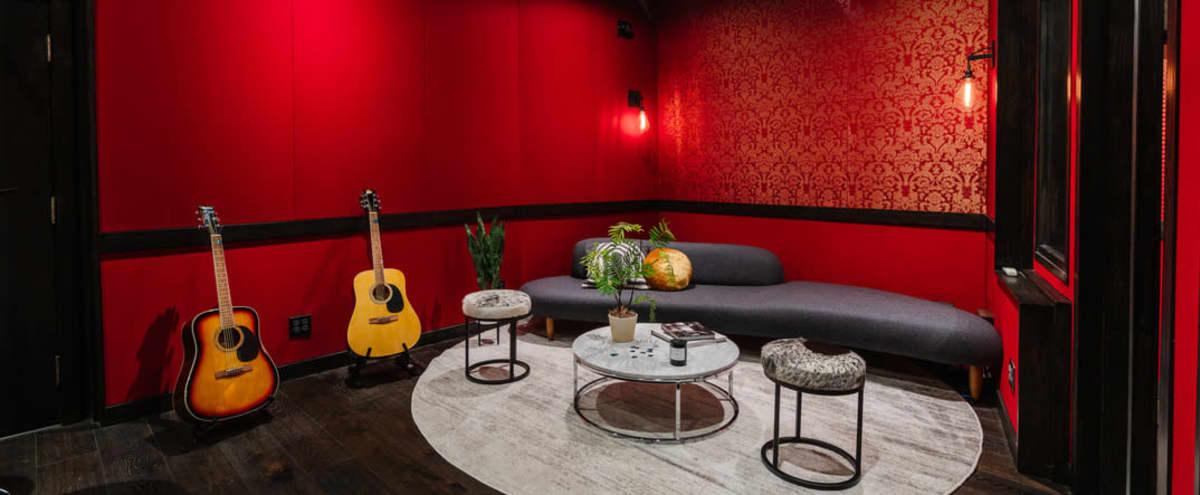 Music Recording Studio in Beverly Grove, Los Angeles in LOS ANGELES Hero Image in Central LA, LOS ANGELES, CA