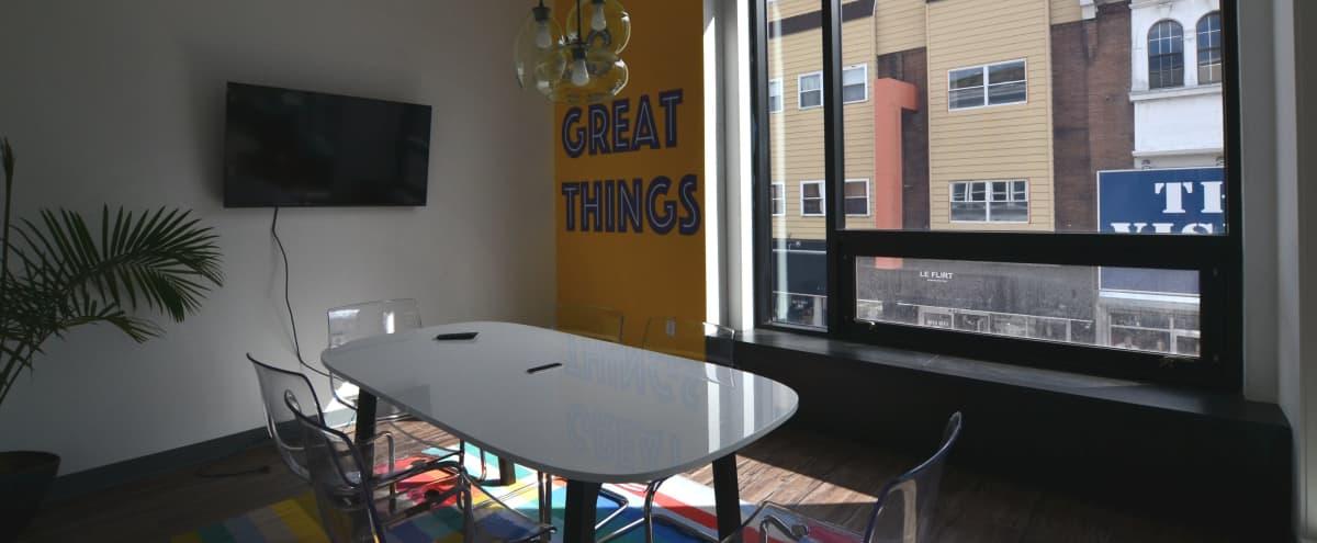 South Street Coworking Space in Philadelphia Hero Image in Center City East, Philadelphia, PA