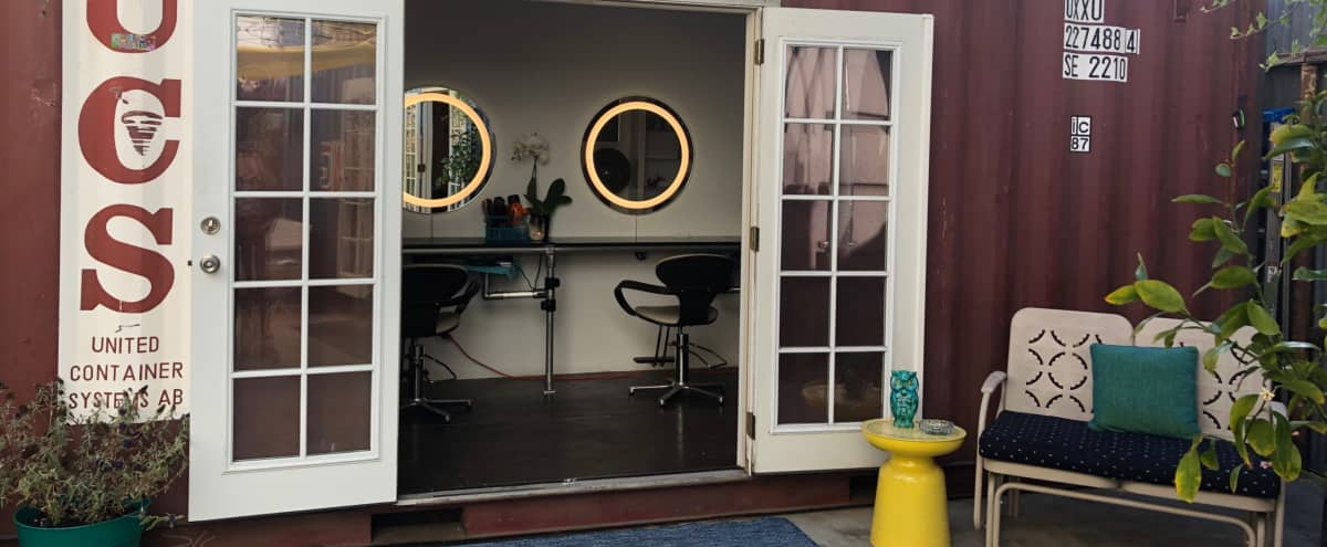 Glam Room and Tattoo Space in Marina del Ray in Marina Del Rey Hero Image in undefined, Marina Del Rey, CA