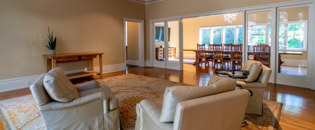 Historic Rockridge Residence w/ Kitchen & Multiple Breakout Rooms in Oakland Hero Image in Upper Rockridge, Oakland, CA