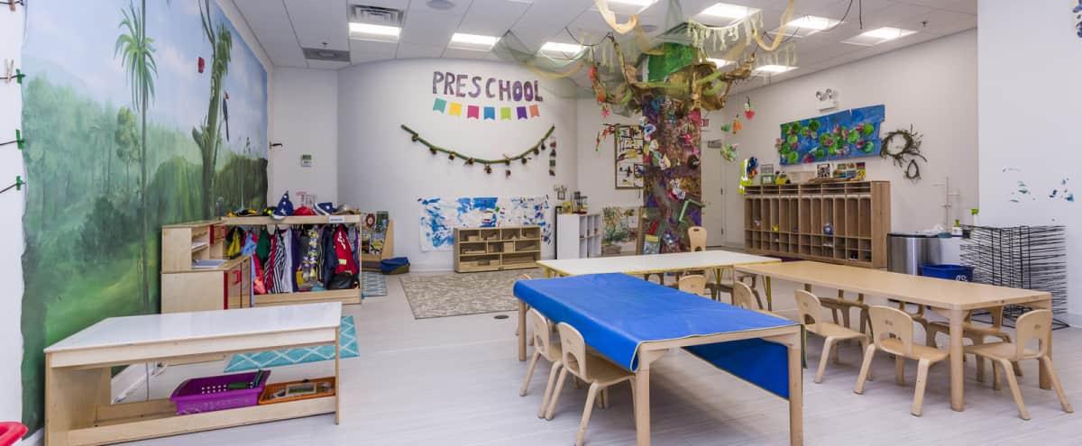 Bright Classroom for Kids | Jungle in Chicago Hero Image in Logan Square, Chicago, IL