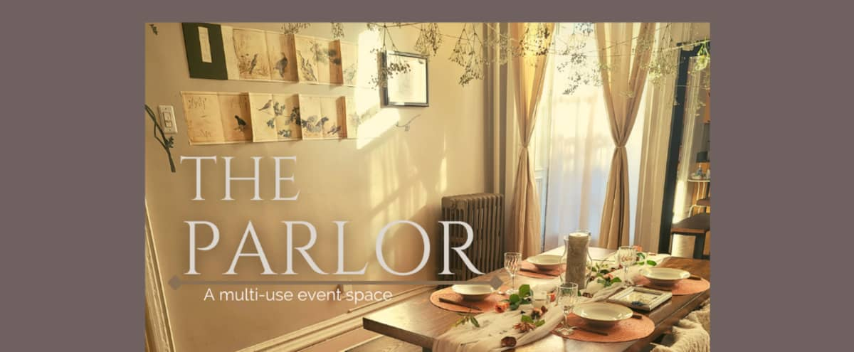 The Parlor in Brooklyn Hero Image in Park Slope, Brooklyn, NY