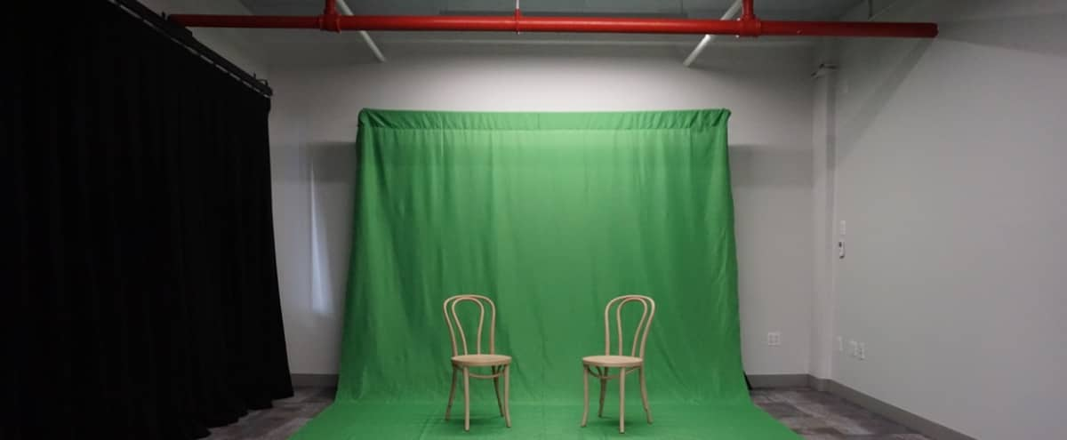 Soundproof 600 Square Foot Shooting/Meeting Room in Chelsea in New York Hero Image in Chelsea, New York, NY