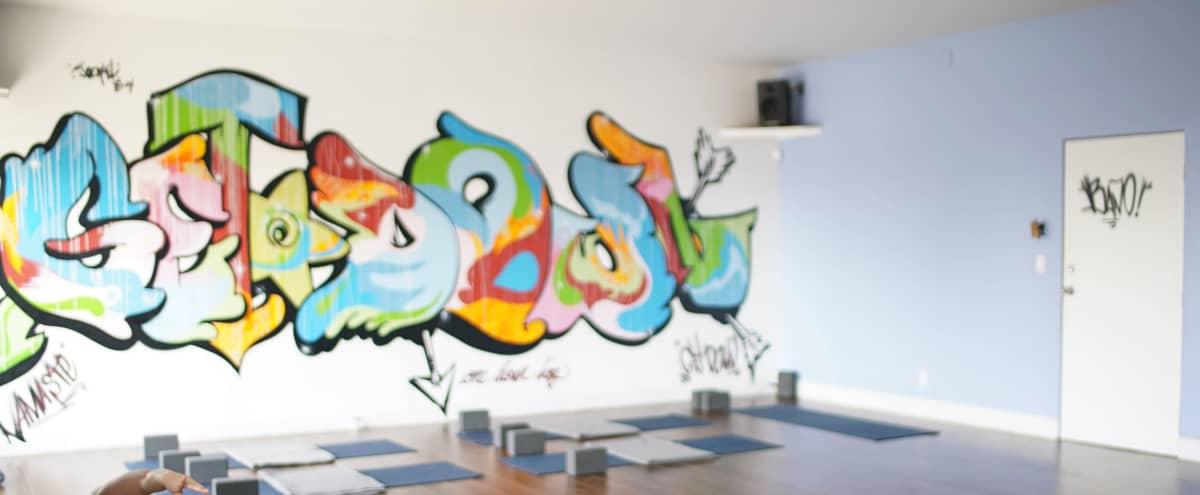 Spacious Silverlake Yoga Studio with Three Rooms in Los Angeles Hero Image in Silver Lake, Los Angeles, CA
