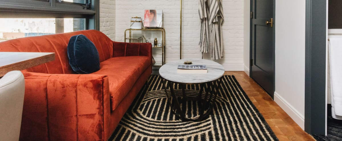 Boutique Suite with Chic Decor | #11 in Los Angeles Hero Image in Hollywood, Los Angeles, CA