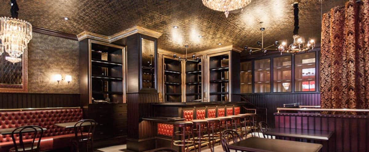 Intimate Semi Private Brasserie in FiDi in San Francisco Hero Image in Financial District, San Francisco, CA