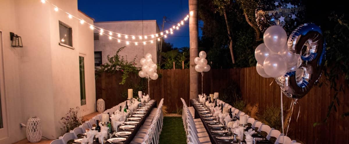 Spacious Garden for Outdoor Events in Los Angeles Hero Image in Central LA, Los Angeles, CA