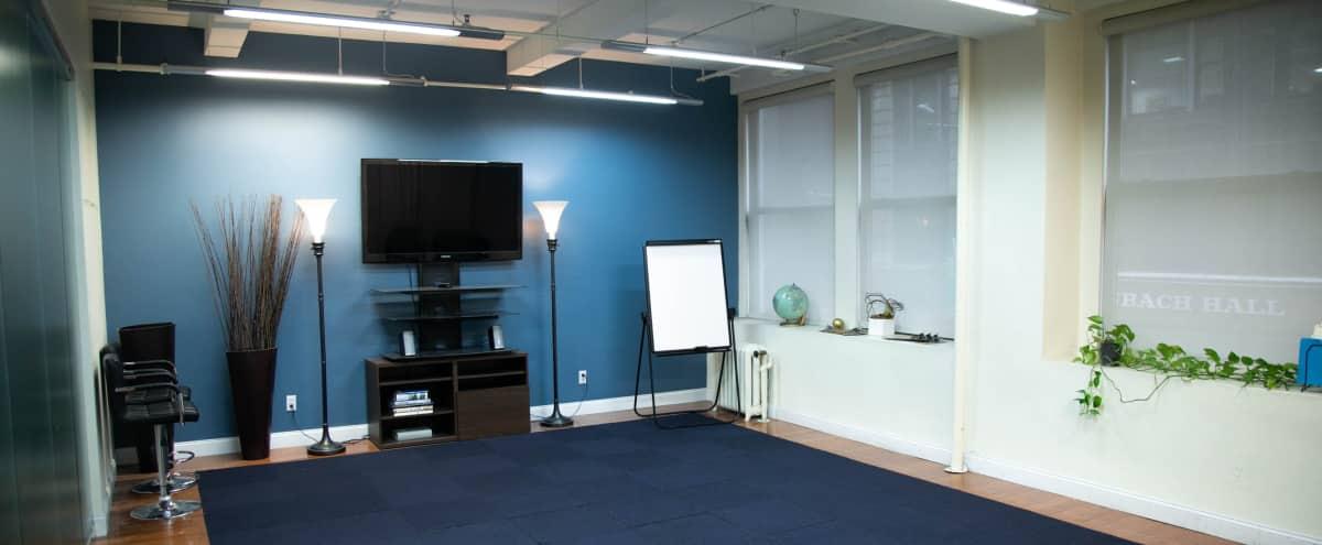 Multi Purpose Center in Midtown in New York Hero Image in Midtown, New York, NY