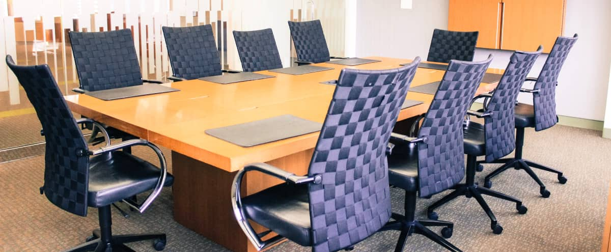 Spacious - Bright - Clean Conference Room in McLean Hero Image in undefined, McLean, VA
