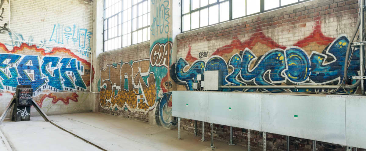 Industrial Warehouse in Brewerytown in Philadelphia Hero Image in Brewerytown, Philadelphia, PA