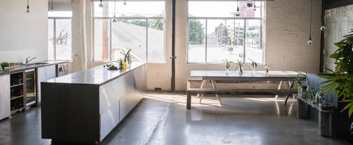 Large Sunny Renovated Loft in Downtown LA in Los Angeles Hero Image in Downtown, Los Angeles, CA