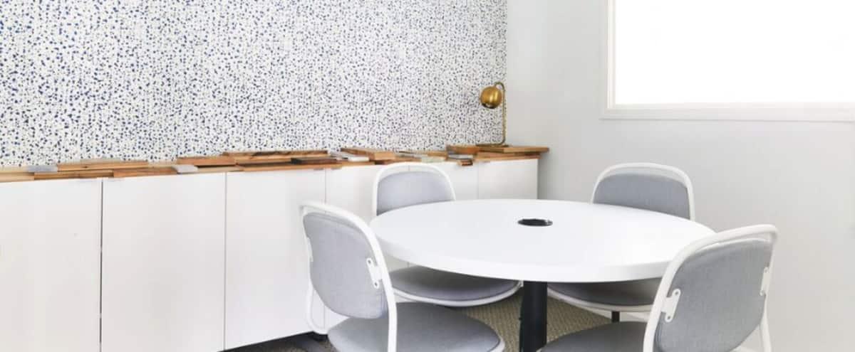 Bright Creatively Designed Private Meeting Room in San Francisco Hero Image in Potrero Hill, San Francisco, CA