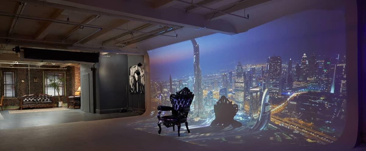 5000 sqft Studio Affordable & Versatile Loft (42' x 120' x 11') in New York Hero Image in Midtown, New York, NY