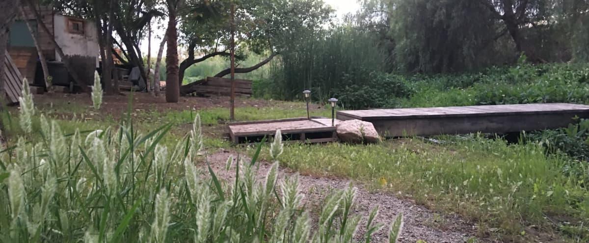 Two Acre Rustic Outdoor Wonderland Along Natural Creek in Riverside Hero Image in undefined, Riverside, CA